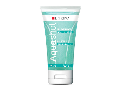 Aquashot Gel Exfoliante